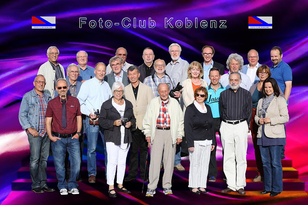 Mitglieder FC Koblenz